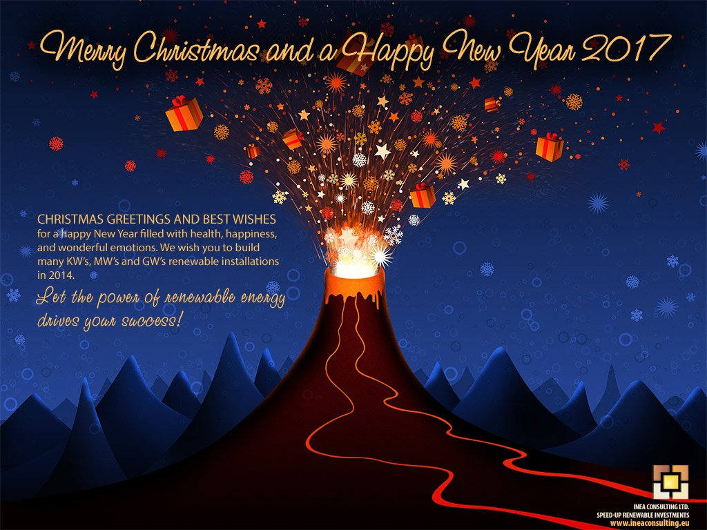 Seasons Greetings For 2017 From Inea Consulting Ltd Inea